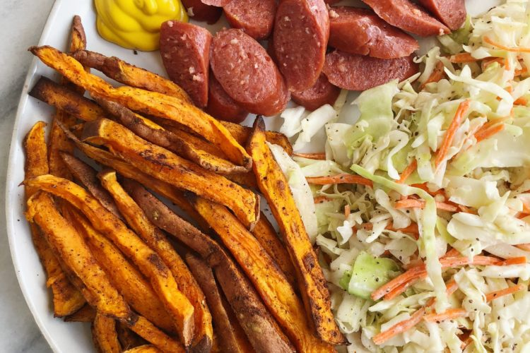 The Key to the Crispiest Sweet Potato Fries