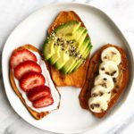 The Easiest Way to Prepare Sweet Potato Toast